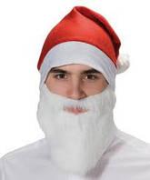 Борода гнома, Санта Клауса, Деда Мороза