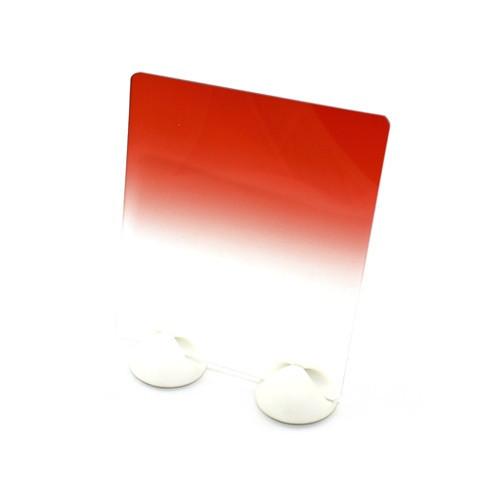 Квадратный градиентный светофильтр Cokin P красный