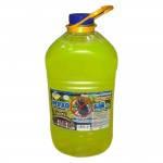 Мухобой -5 Жидкость в бачок омывателя летний лимон 4л