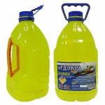 Ледокол  Жидкость в бачок омывателя зима (-20) 4,5л лимон