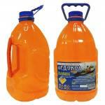 Ледокол  Жидкость в бачок омывателя зима (-25) 4,5л персик