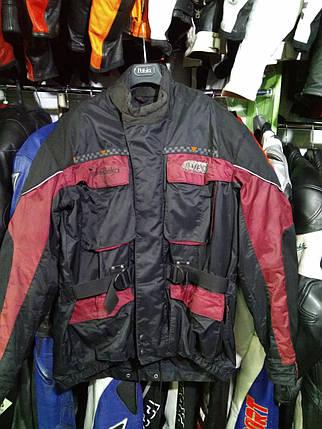 Мотокуртка бу текстиль туристическая 149, фото 2