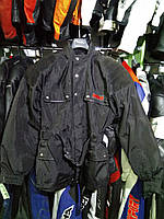 Мотокуртка бу текстиль туристическая 150