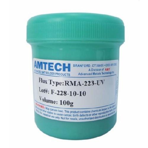 Amtech RMA-223-UV флюс для BGA реболлинга 100г