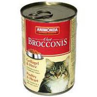 Animonda  Brocconis 0,4кг*12шт -консерва для котов