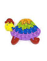 """Пазл 3D Viga Toys """"Черепашка"""" (55250VG)"""