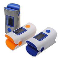 Портативный пульсоксиметр для измерения пульса и уровня кислорода оксиметр