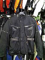 Мотокуртка бу текстиль туристическая 152