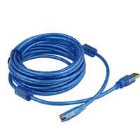USB 2.0 удлинитель, кабель AF - AM, 5м