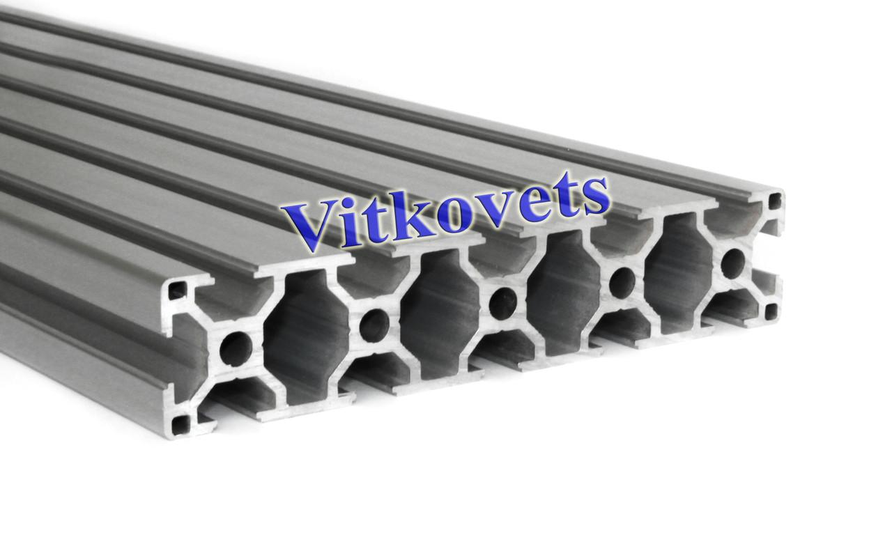 Станочный алюминиевый профиль для стола 30*150 500мм