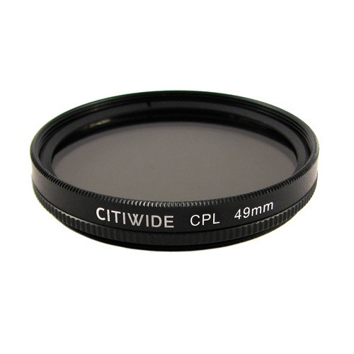 Поляризационный CPL фильтр 49мм