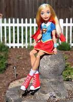 Кукла Супергерл Базовая DC super hero girls Supergirl