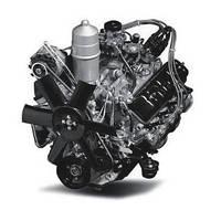 Двигатель  атомобиля Урал-375 с хранения.