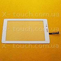 Тачскрин, сенсор  070583-01a-v3 белый для планшета