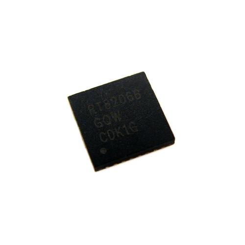ШИМ контроллер RT8206B в QFN32.
