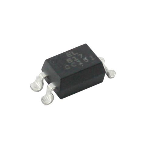 Чип PC817 PC817C EL817C в корпусе DIP4 оптрон