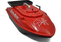 Кораблик для прикормки  Дельфін-3S
