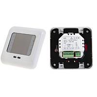Цифровой терморегулятор С07.Н3 для теплого пола, программируемый термостат
