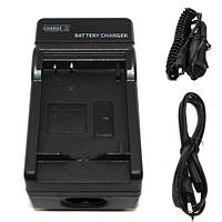 Сетевое + авто зарядное Sony NP-FM50 FM70 FM90