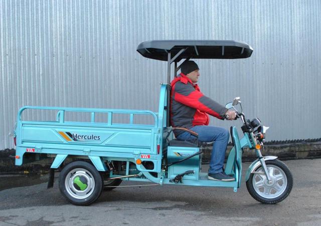 Трицикл электрический HERCULES Electro-R фото