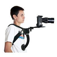 Свободные руки - плечевой упор для видео и фото камер + переноска