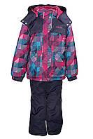 Куртка, полукомбинезон GUSTI BOTIQUE 3009 GWG Красный Размеры на рост 96, 104, 112, 119, 127, 134см
