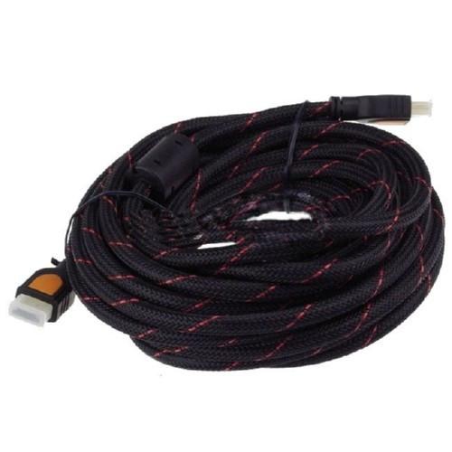 HDMI кабель 20м Premium 1080P позолоченный v1.3b - «Double-Shop» в Ровно