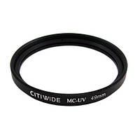 Ультрафиолетовый UV-MC фильтр 49мм CITIWIDE