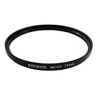 Ультрафиолетовый UV-MC фильтр 77мм CITIWIDE