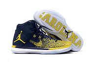 Мужские баскетбольные кроссовки  Air Jordan  31 (CAROLINA), фото 1