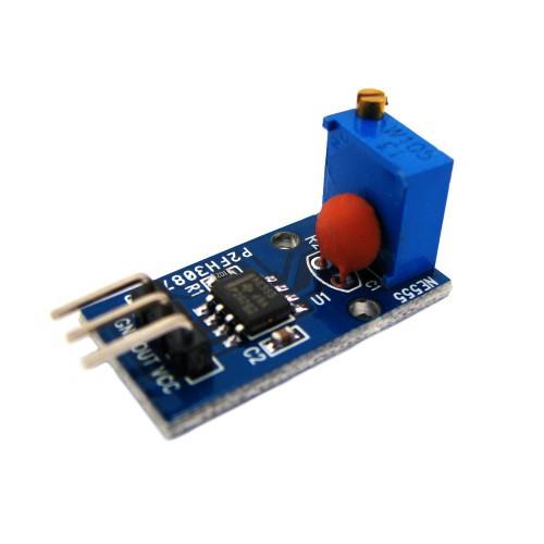 Генератор импульсов сигналов NE555 Arduino