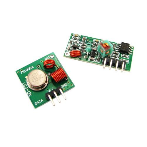 Радио приемник и передатчик на частоте 433 Мгц для Arduino
