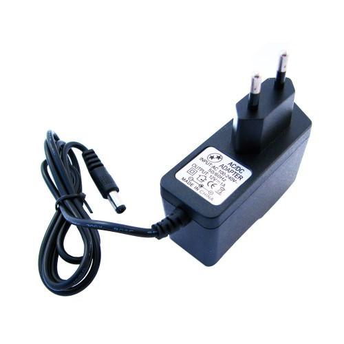 Блок питания сетевой адаптер 12В 1А разъем 5.5 х 2.1 мм