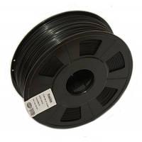 Sallen филамент пластик ABS 1кг 1.75мм для 3D-принтера, черный