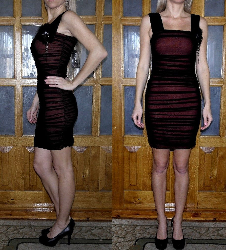 Праздничное женское платье