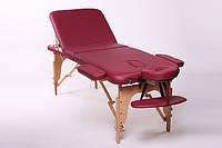 Трехсекционный деревянный складной стол ASF CHARM