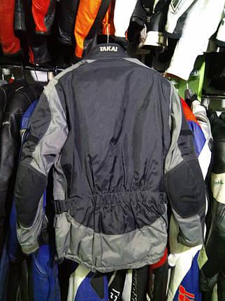Мотокуртка бу текстиль туристическая 161, фото 2