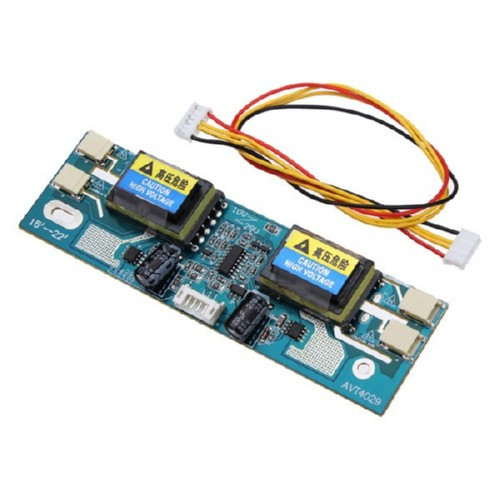 Инвертор на 4 лампы CCFL для 15-22 дюймовых экранов универсальный