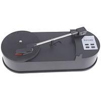 USB мини виниловый проигрыватель, оцифровка в MP3, USB