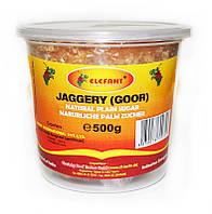 """Сахар тростниковый натуральный неочищенный """"Гур"""", 0,5 кг"""
