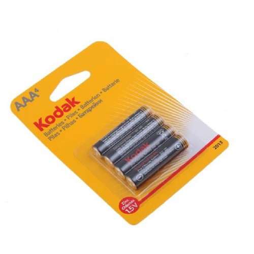 Батарейка AAA LR3 1.5 В Kodak солевая, 48шт.