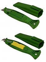 Нож дельфин Herz с крючкообразными и трапецевидными лезвиями Herz