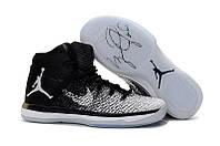 Детские баскетбольные кроссовки  Air Jordan  31 (Fine Print), фото 1