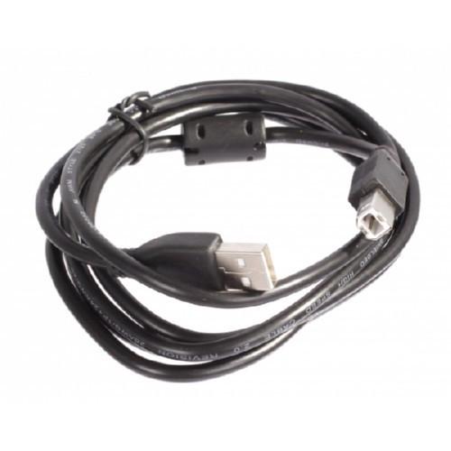 Кабель для принтера сканера МФУ, USB AM - BM, 1.8м