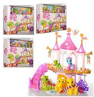 Игровой набор Домик для пони 6628A-1-2-3-4 My little Pony