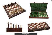Шахматы 3125 SENATOR, коричневые, фото 1