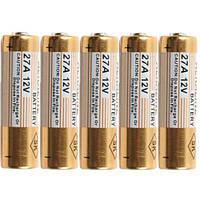 5х Батарейка 12V 27A MN27 L828 12В батарея (5 штук в наборе)
