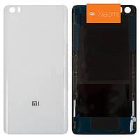 Задняя крышка батареи для Xiaomi Mi Note Pro, белая, оригинал