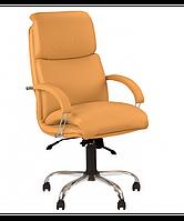 Кресло для руководителя (натуральная кожа люкс)