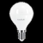 LED лампа MAXUS G45 F 8W 4100K 220V E14 (1-LED-5416), фото 2